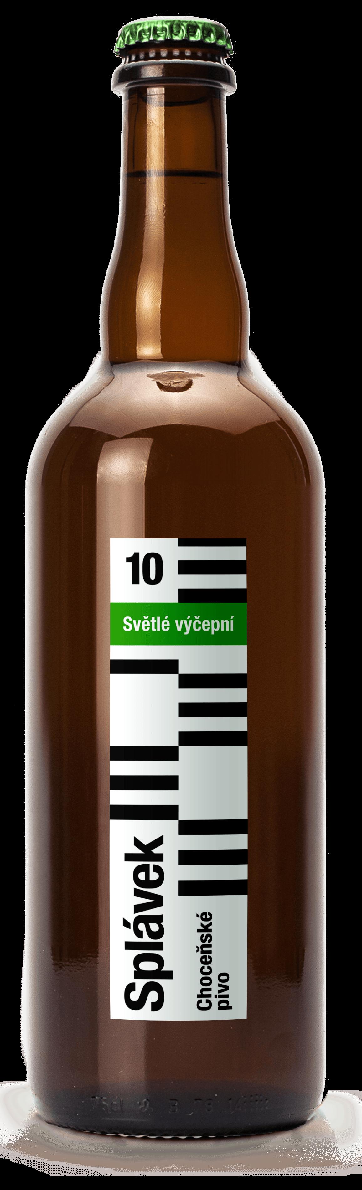 pivni lahev Splavek 10