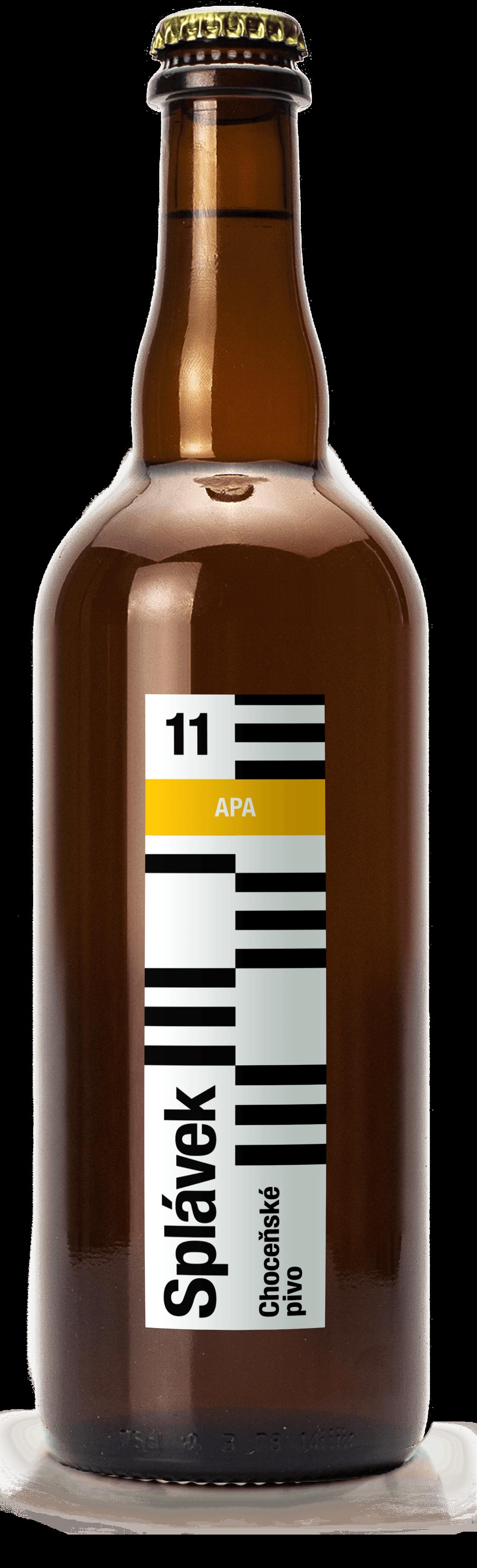 pivni lahev Splavek 11