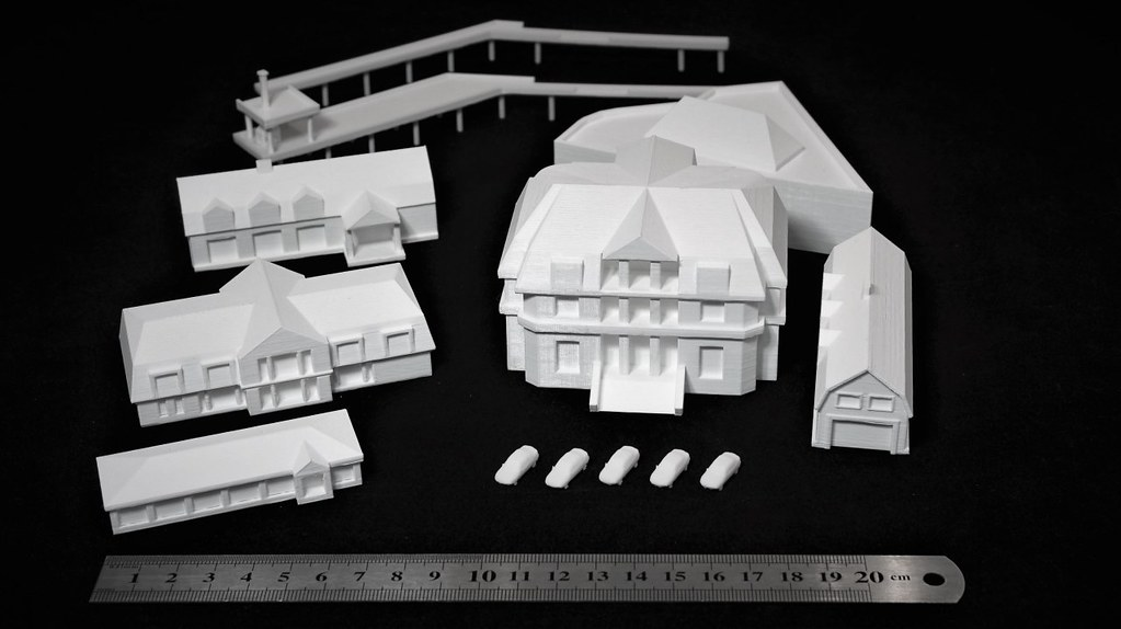 Top 5 ways 3D printing adds value to architects and interior designers