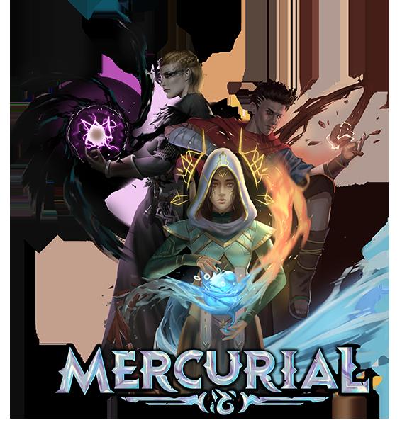 Mercurial Hero Image
