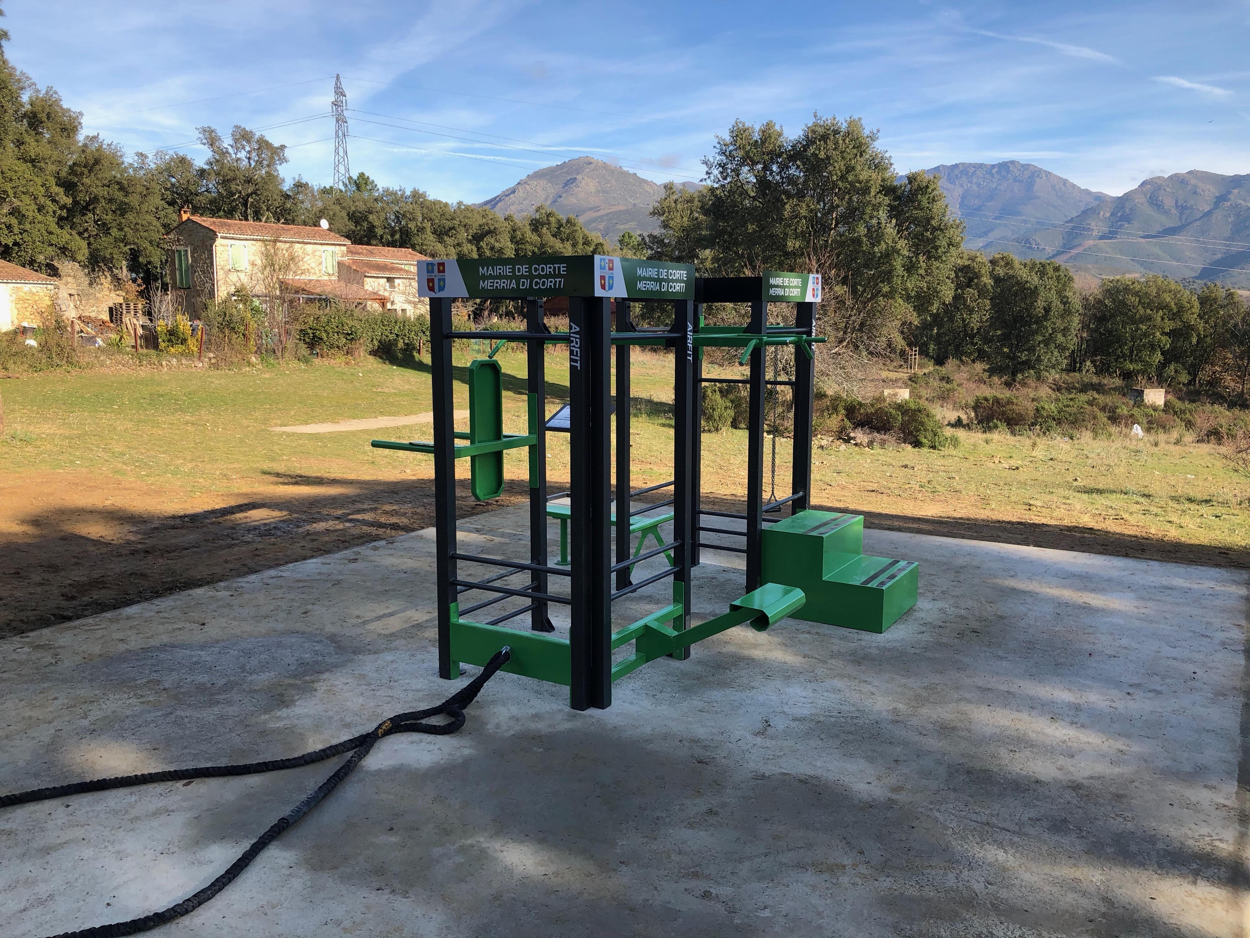 Photo de l'équipement de Cross-Training AirFit de Corte