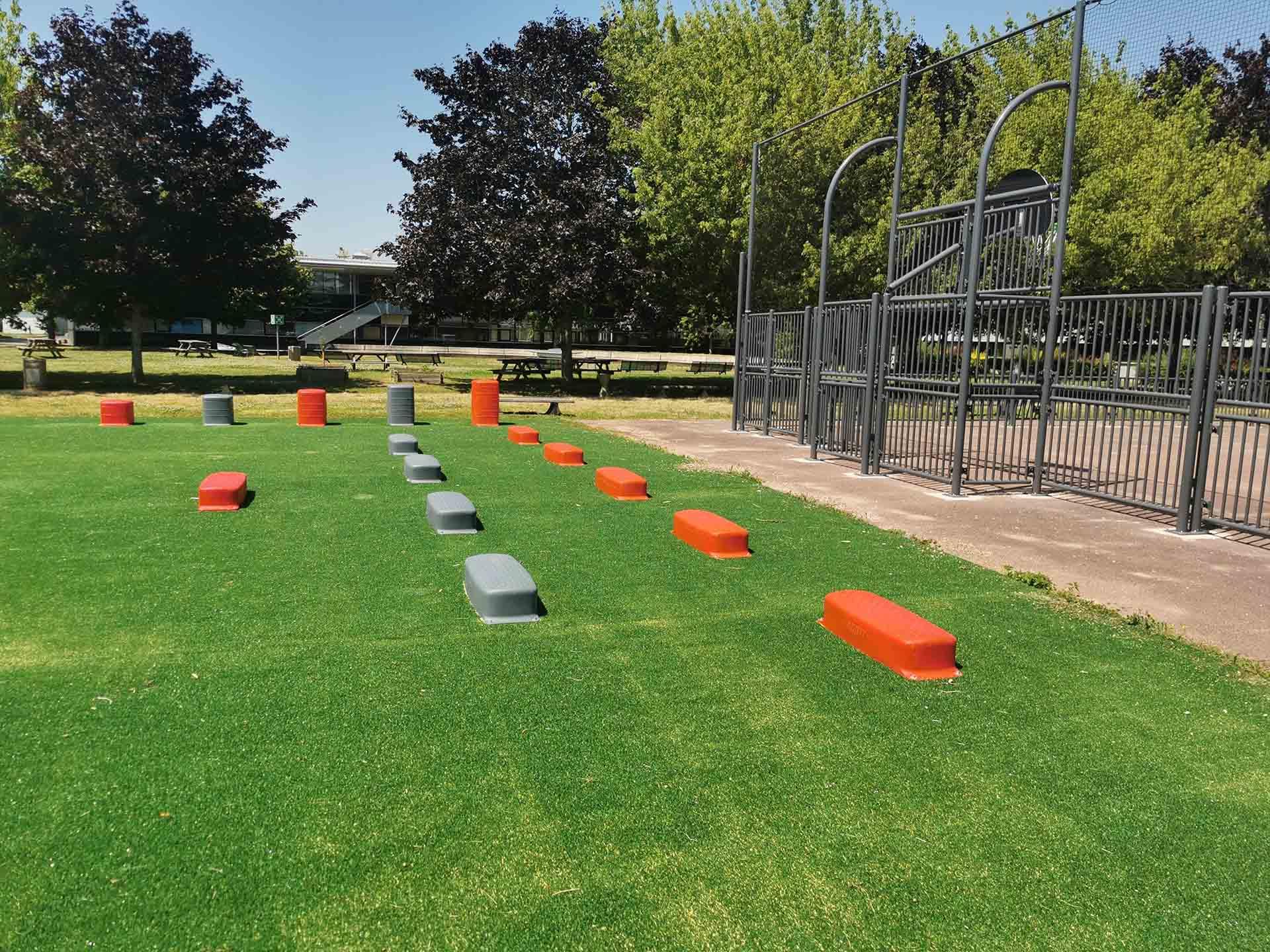 Photo de la Motricité du plateau Sportif de l'IUT Sénart à côté du City-Stade