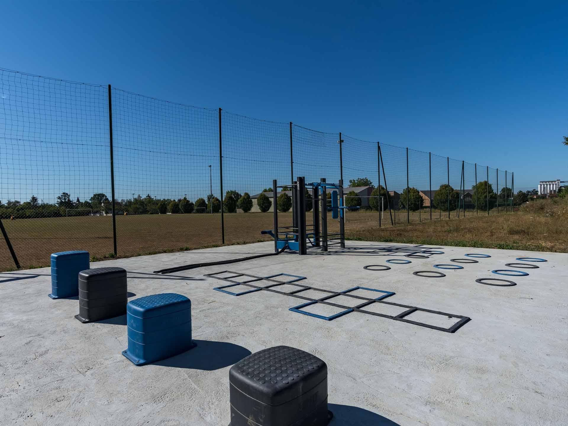 Photo du plateau de fitness et Cross-Training AirFit de Verneuil l'Etang