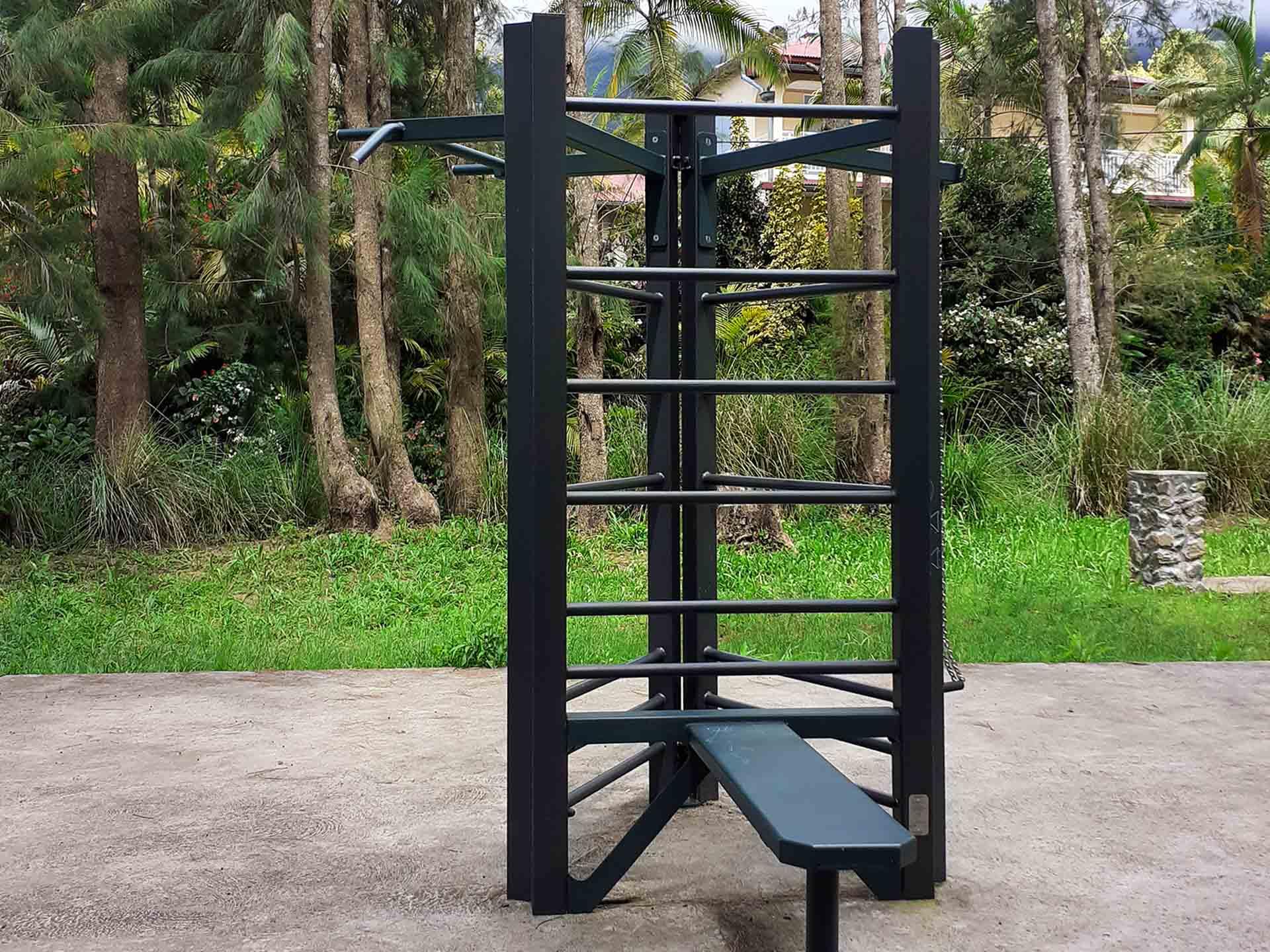 Photo de l'équipement sportif en plein air de Salazie - La Réunion