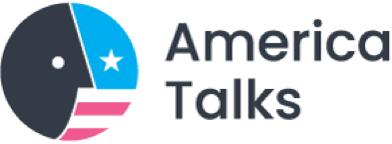 Partner logo - America Talks