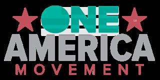 Partner logo - One America Movement