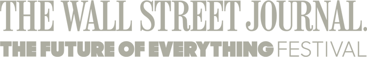 Wall Street Journal The Future of Everything Festival logo