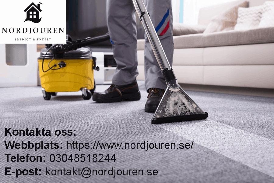 Billig städhjälp Göteborg med nordjouren.se
