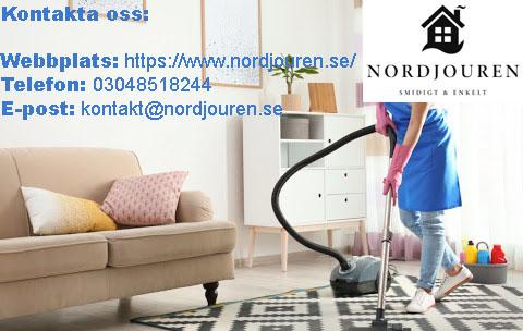 Städhjälp Göteborg with nordjouren.se