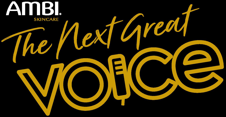 Ambi The Next Great Voice logo