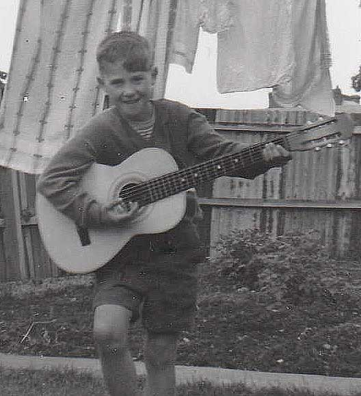 Jeff First Guitar