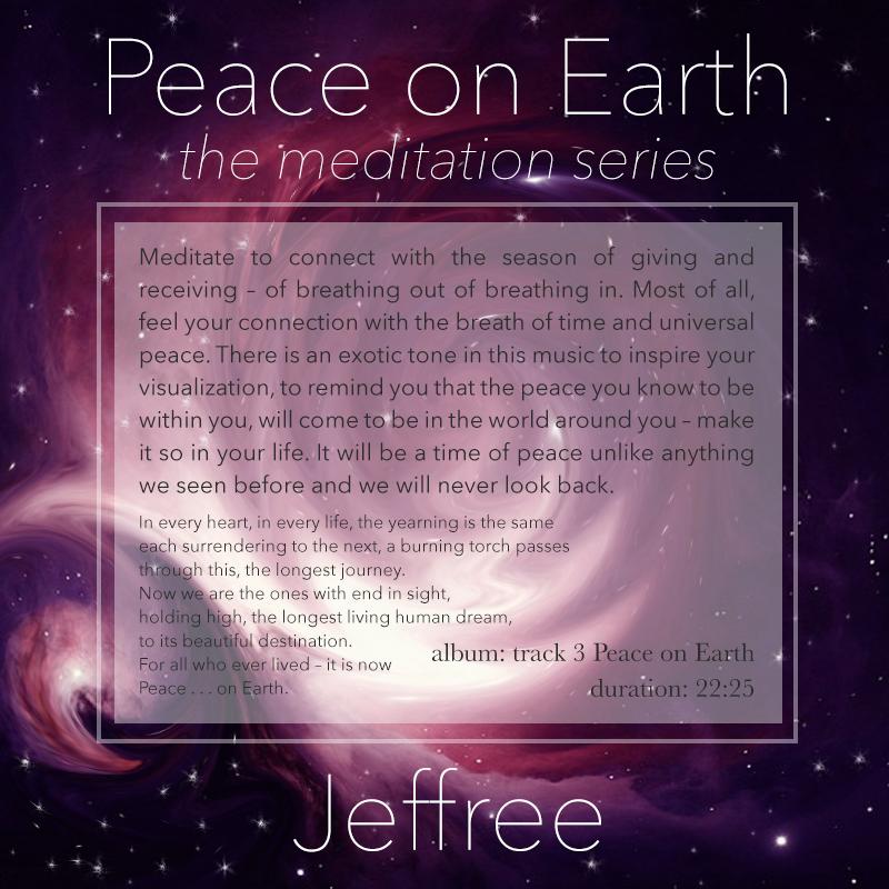 Peace on Earth Meditation