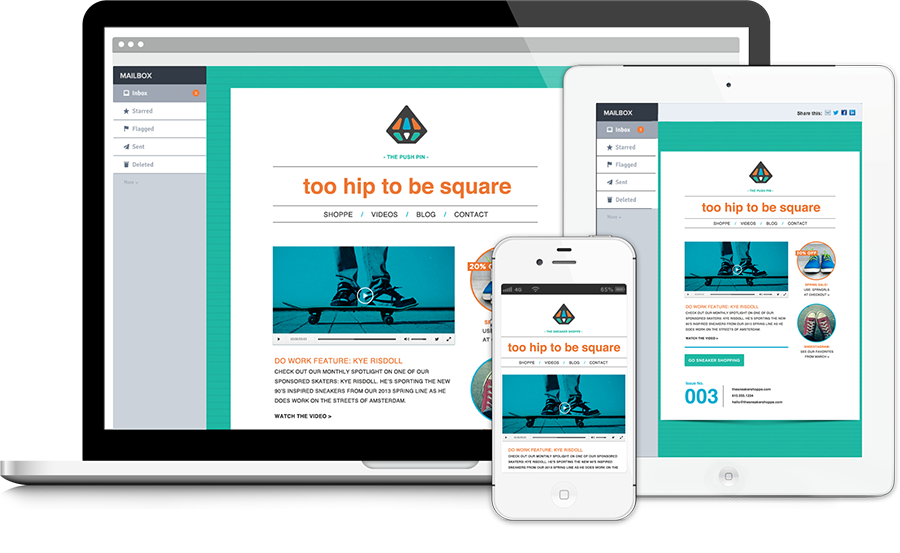 Mobile-Responsive Emails: The Key to Email Marketing Success - ClickSend  Blog
