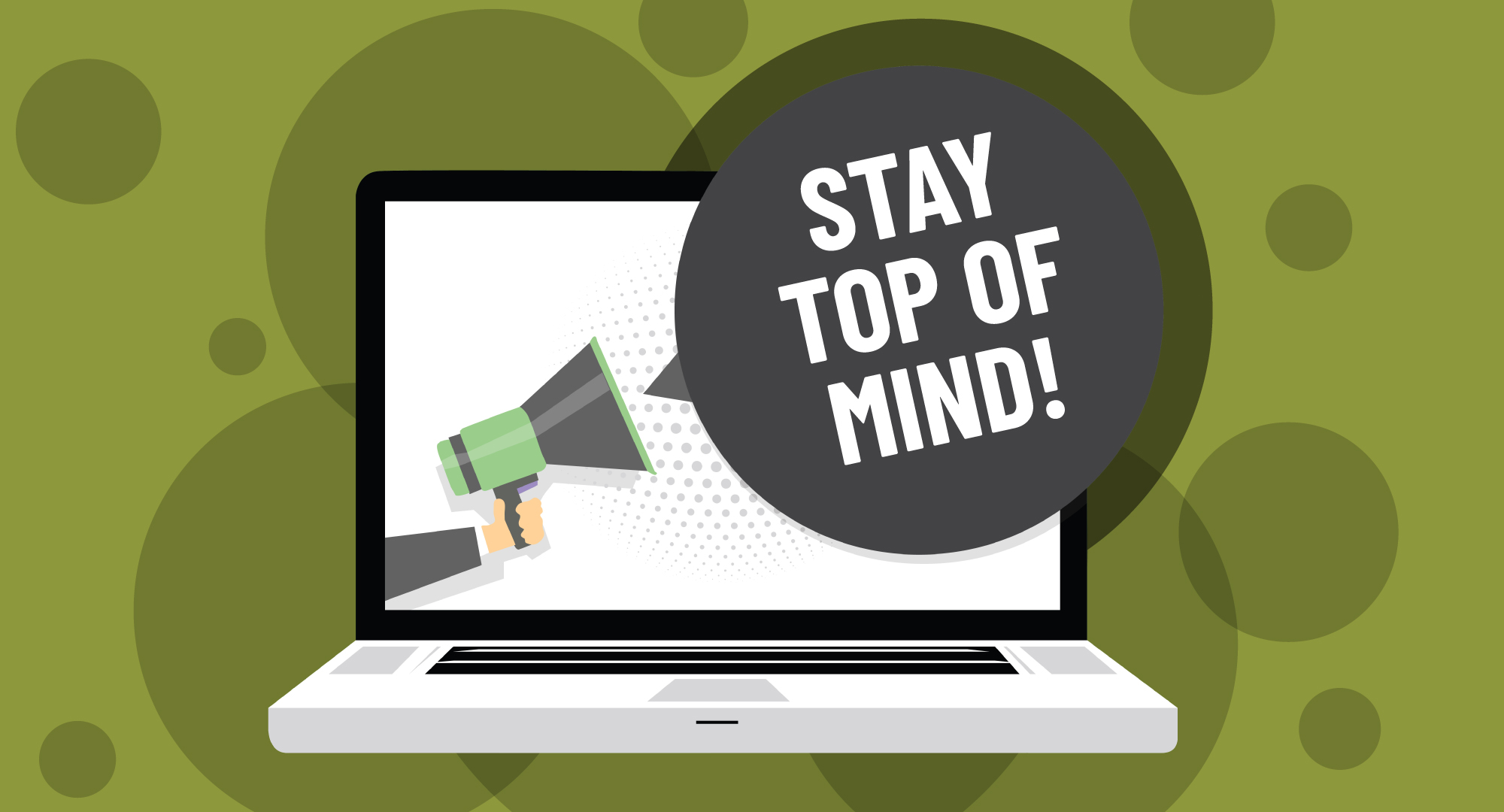 Why It Is Important to Stay Top of Mind During a Downturn - RCP Marketing