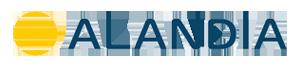 Alandia Logo