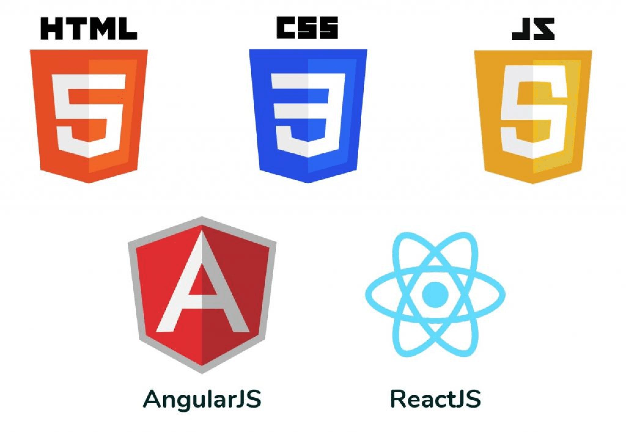 Front-End Frameworks Logo
