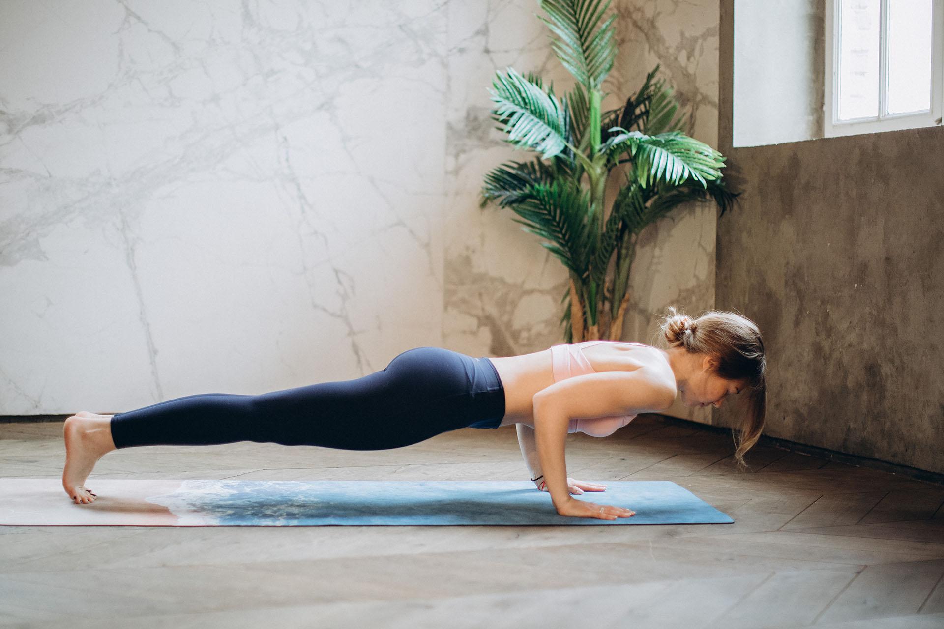 Ein Workout für zuhause - schnell und unkompliziert