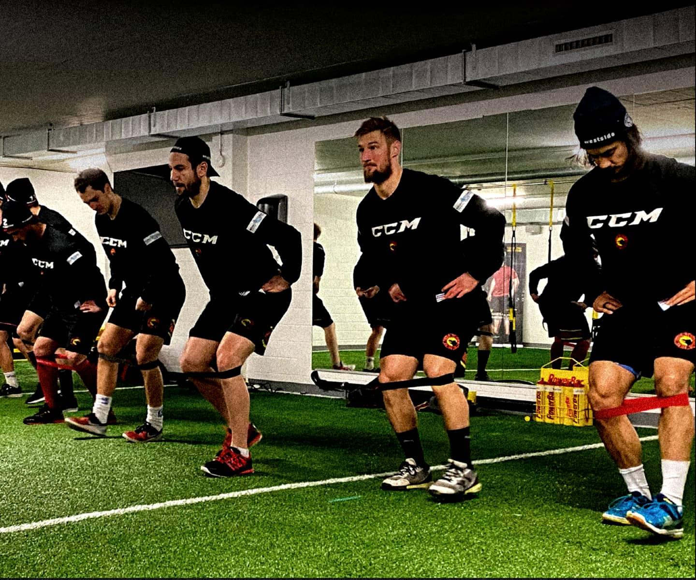 Savo.ch - Team Training