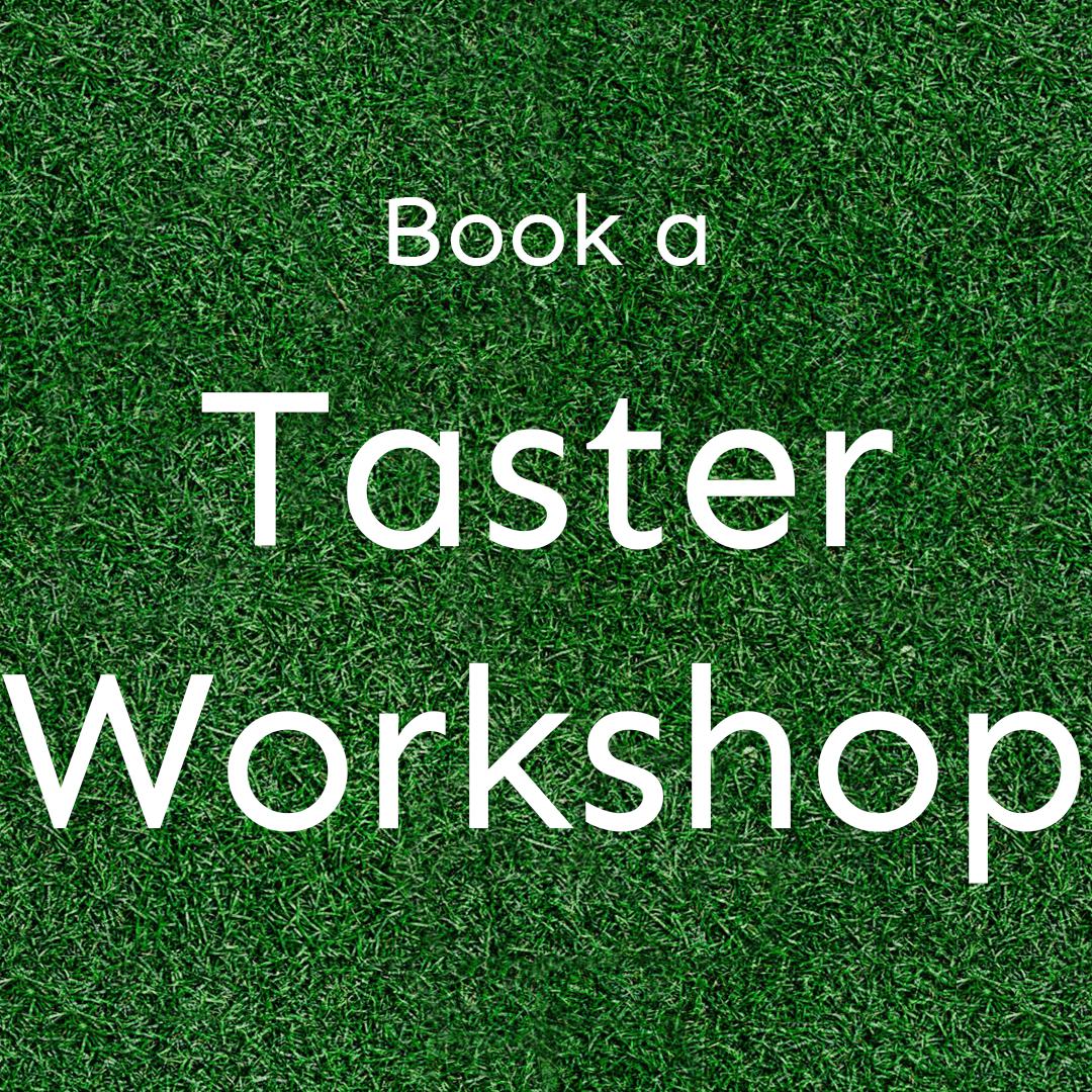 Button for taster workshop
