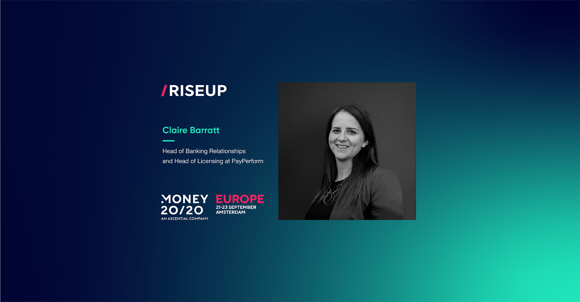 RiseUp - Empowering women in financial services