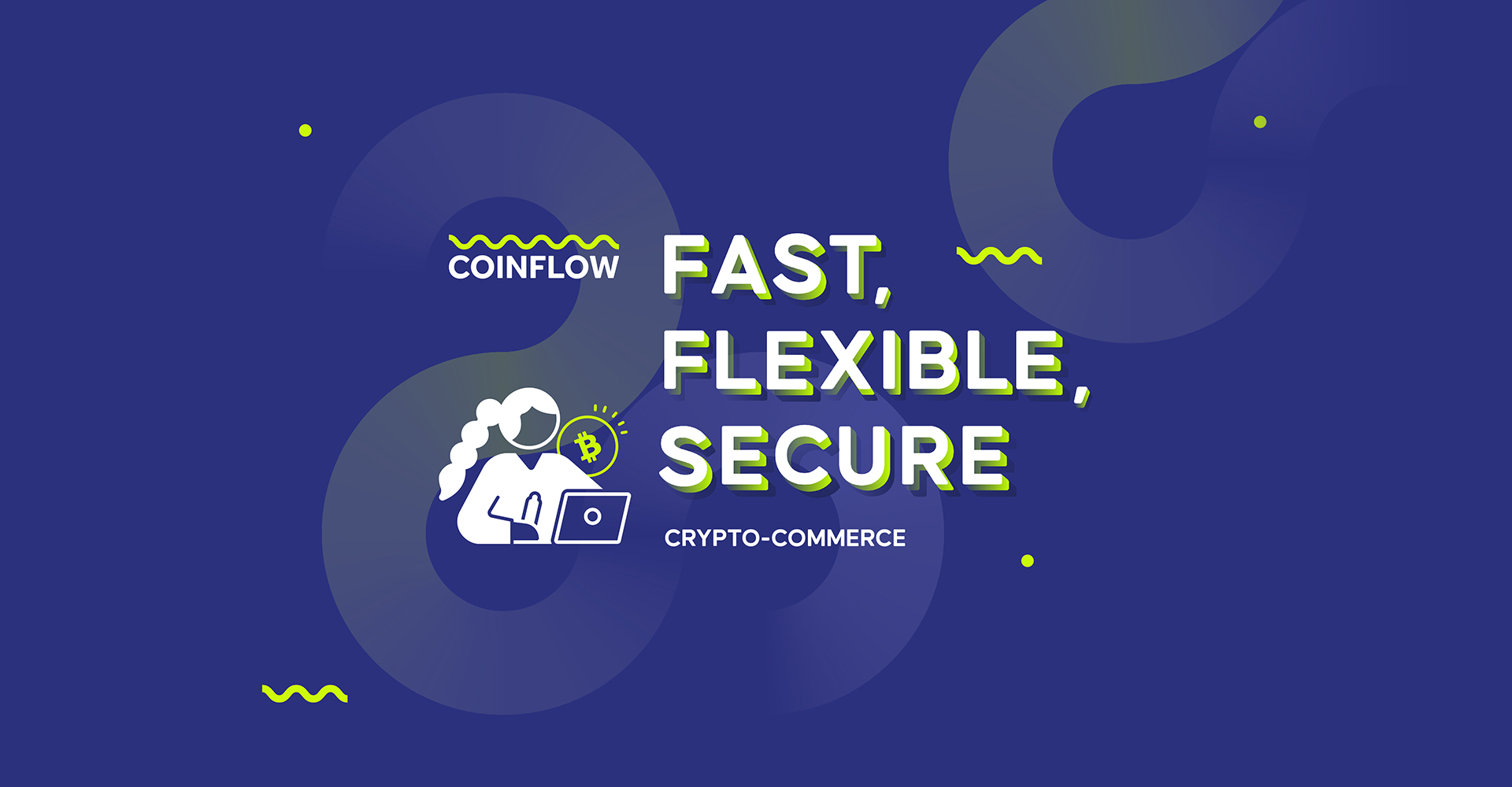 CoinFlow crypto processing methods