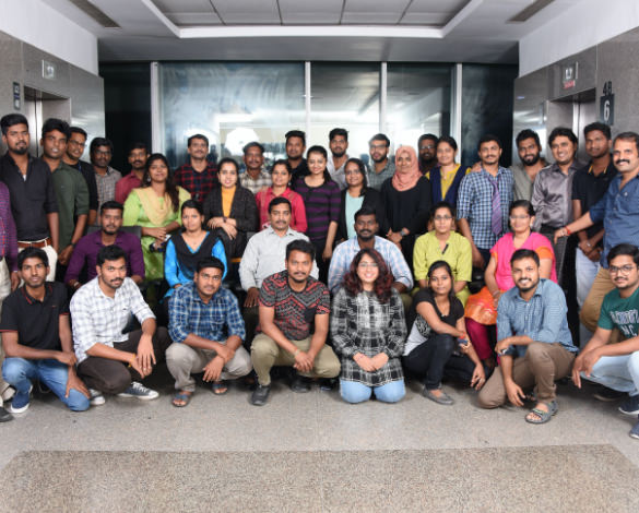 Pay Perform team in India
