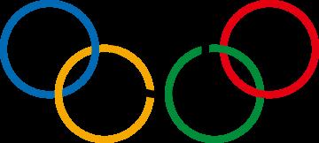 Logo du comité international Olympique
