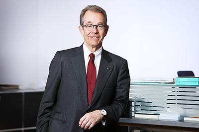 Rudolf O. Schmid ist im Verwaltungsrat von Prognosix AG.