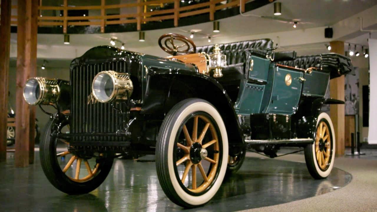 Hagerty: Taft Steamer