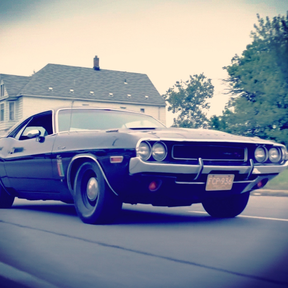 Hagerty: The Black Ghost