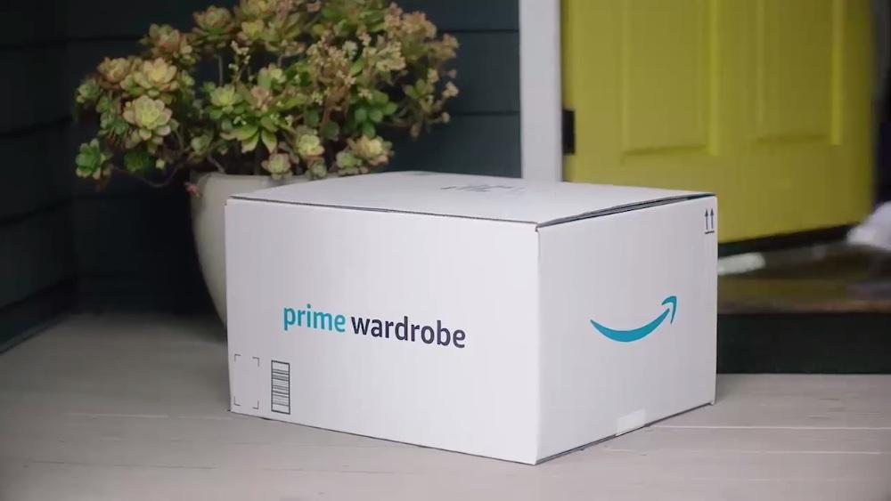 Amazon: Prime Wardrobe