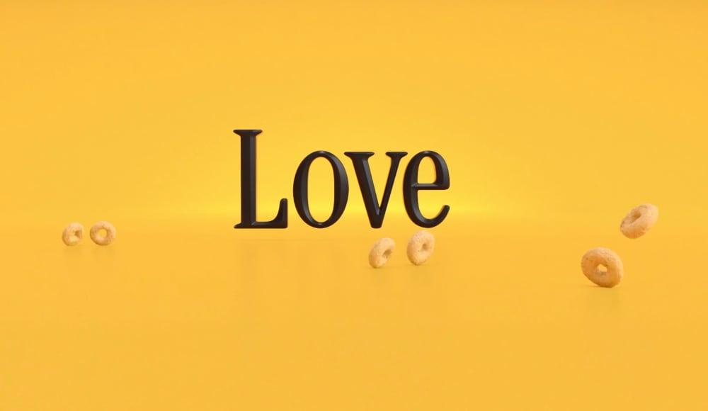 Cheerios: Love