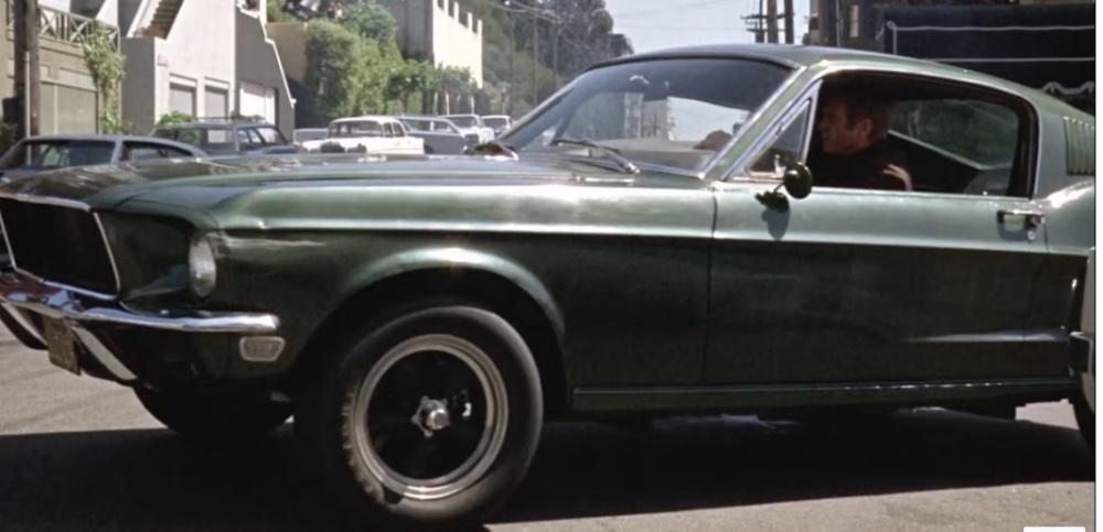 Hagerty: Bullitt Mustang