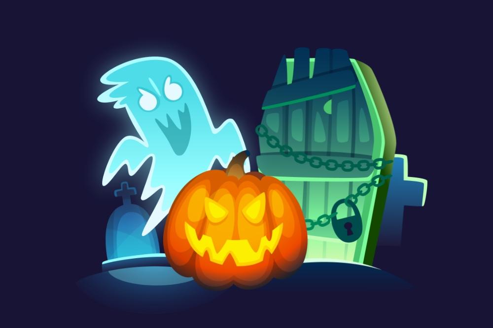 10 Free Halloween Zoom Background (2021)