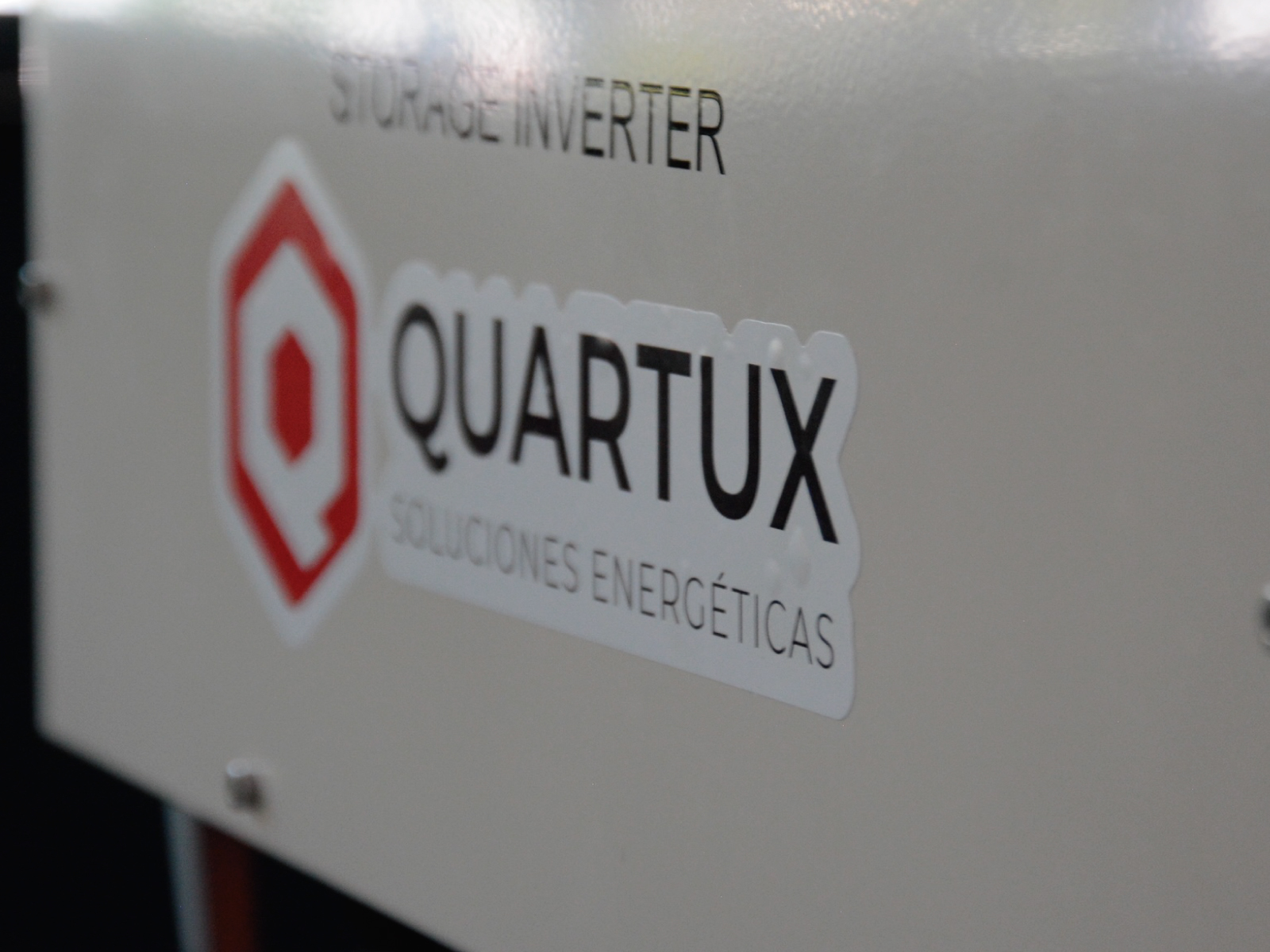 software de almacenamiento Quartuzx