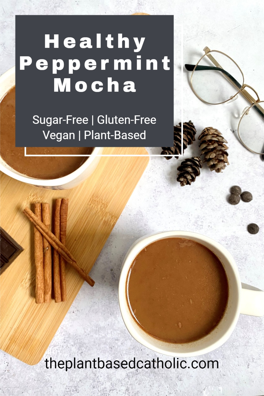 Healthy Peppermint Mocha