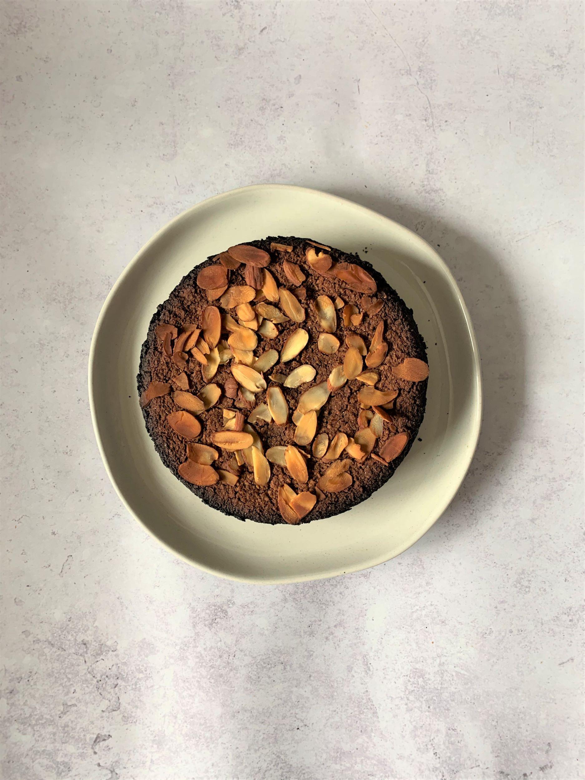 Vegan Spanish Almond Cake
