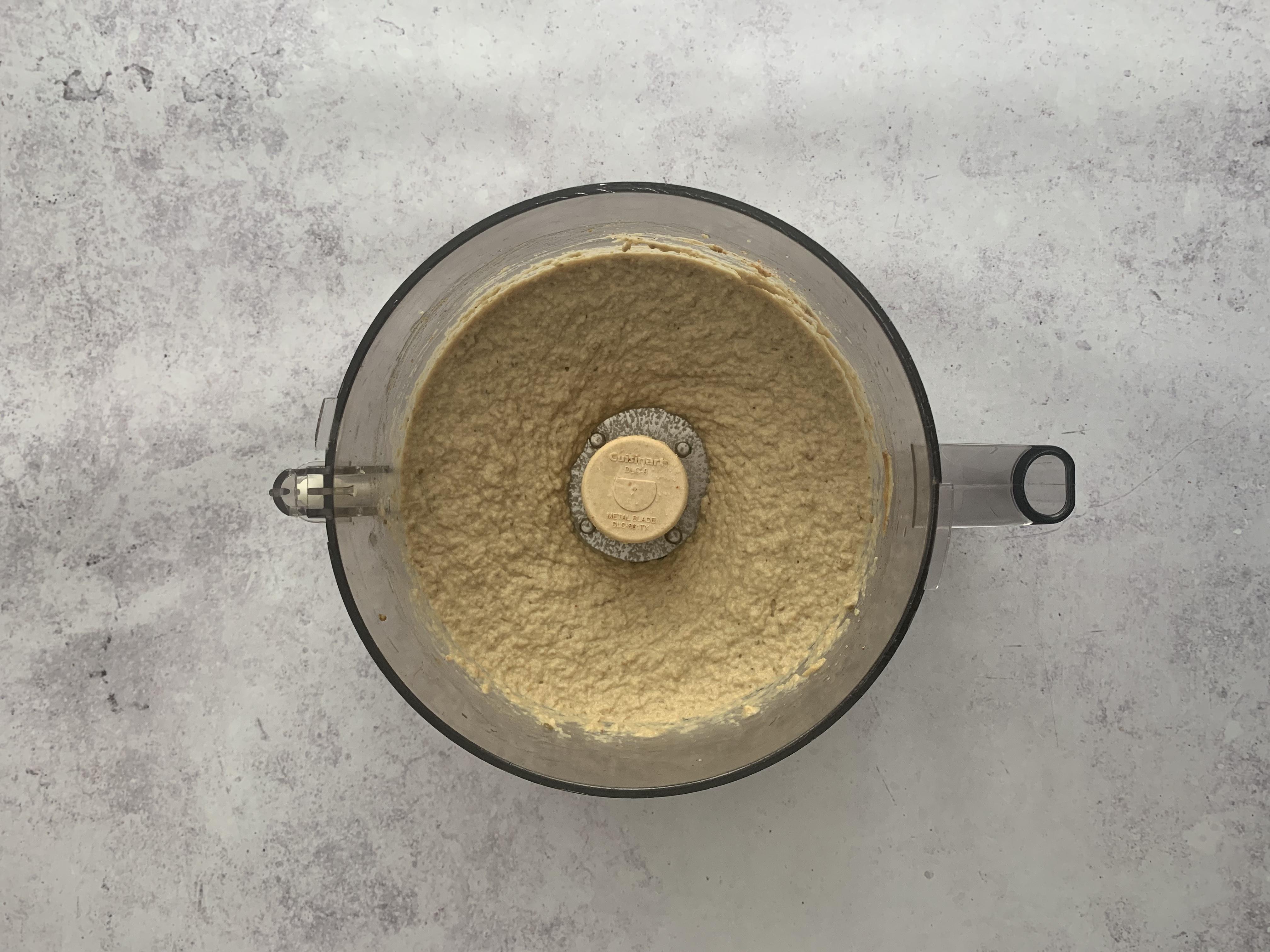 Baba Ganoush Hummus