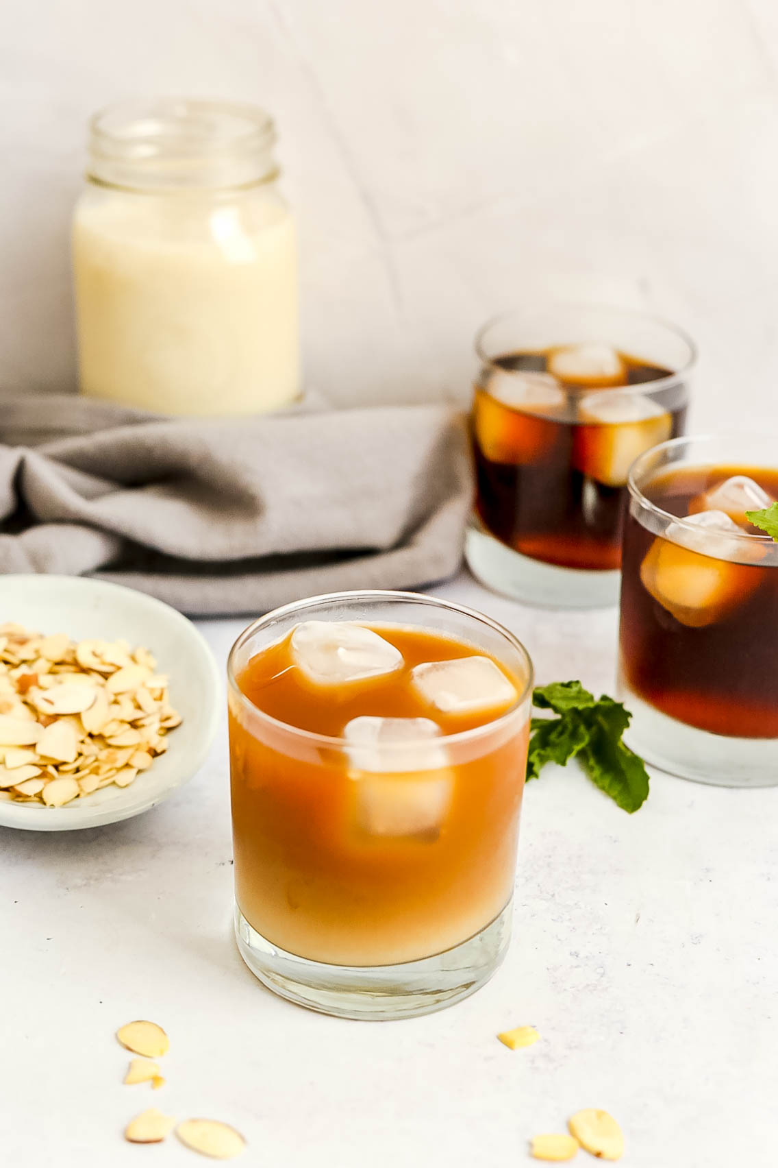 decaf cold brew