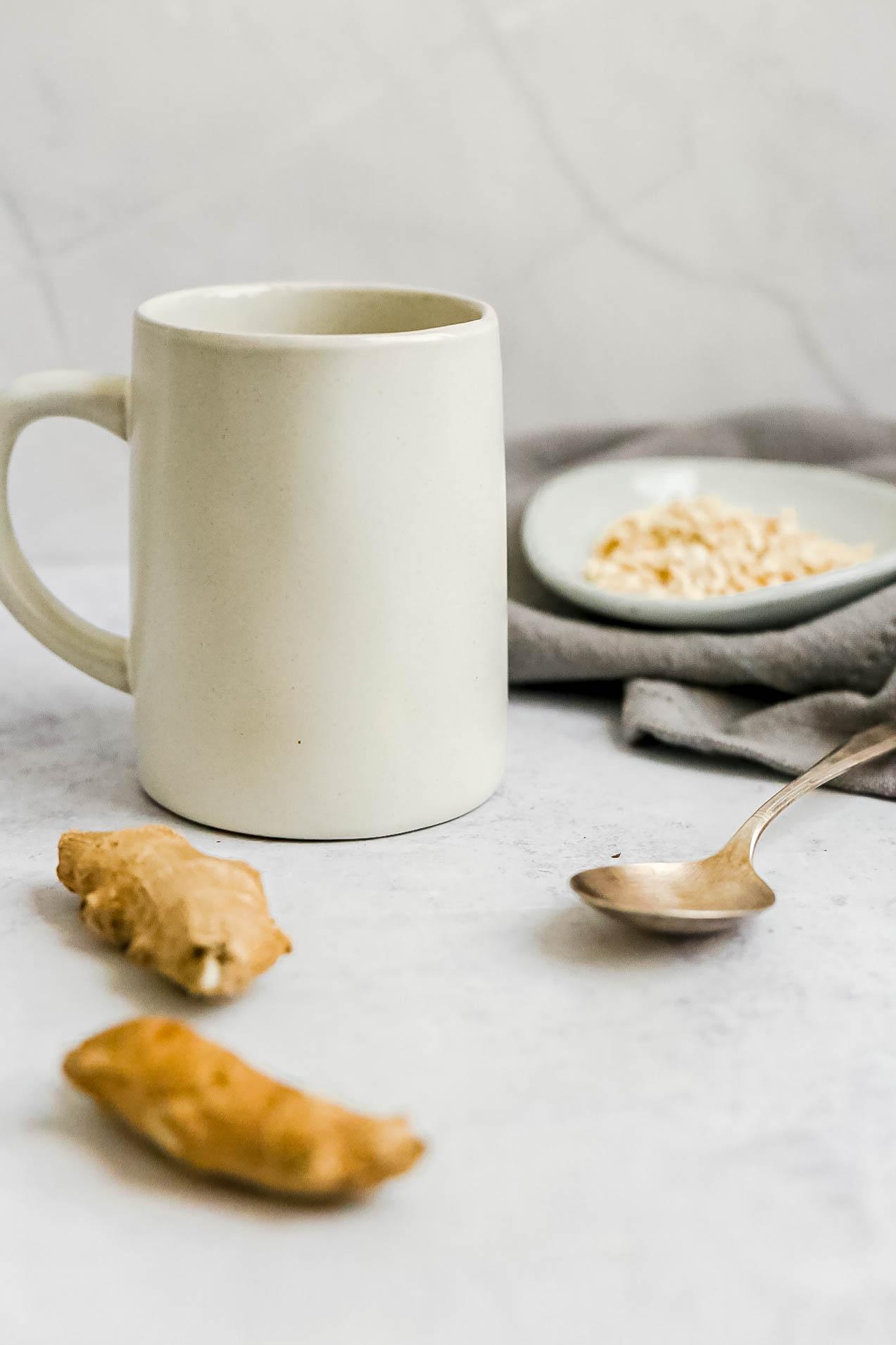 Nighttime Ginger Tea