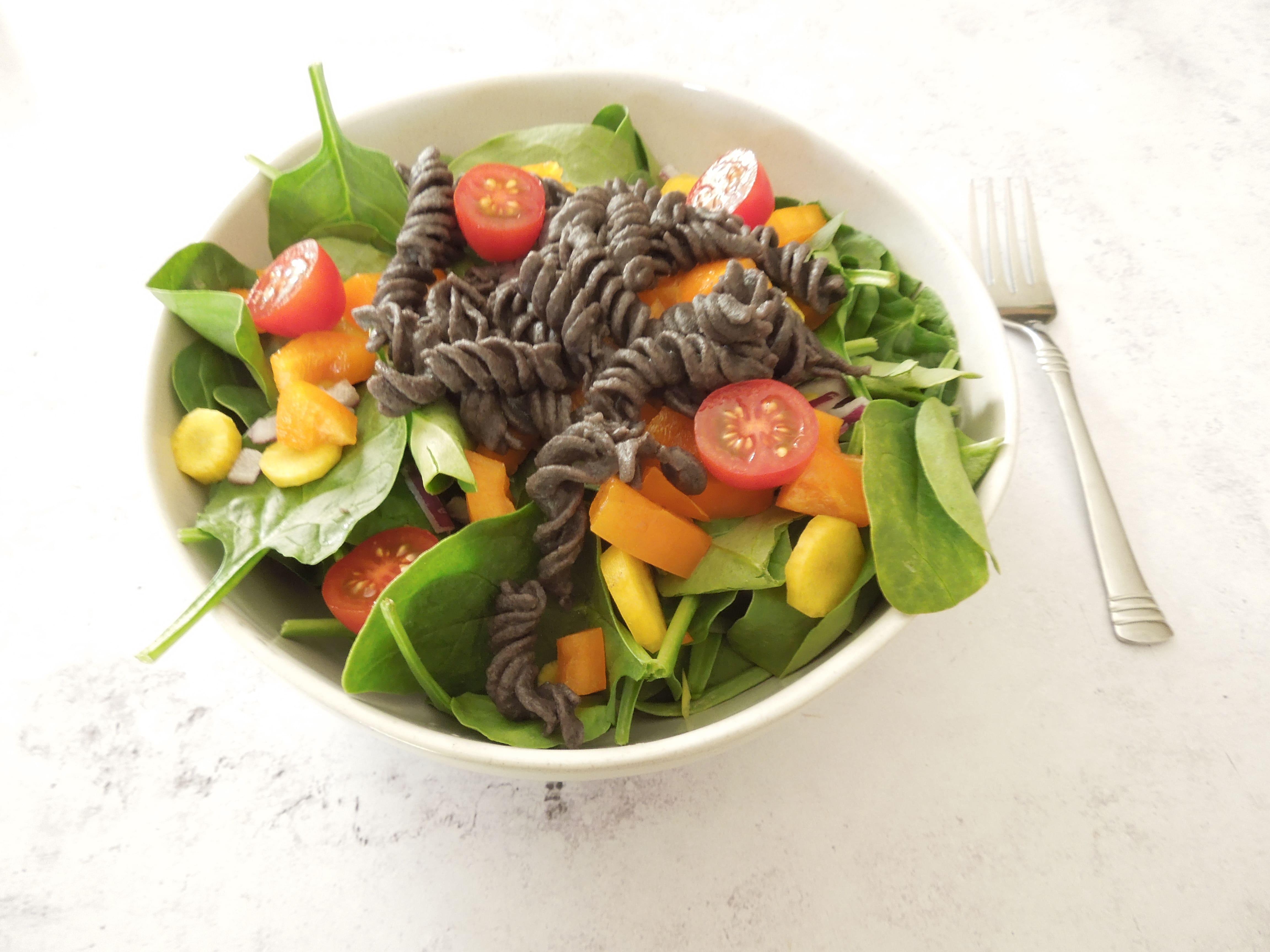 Vegan Pasta Salad Salad