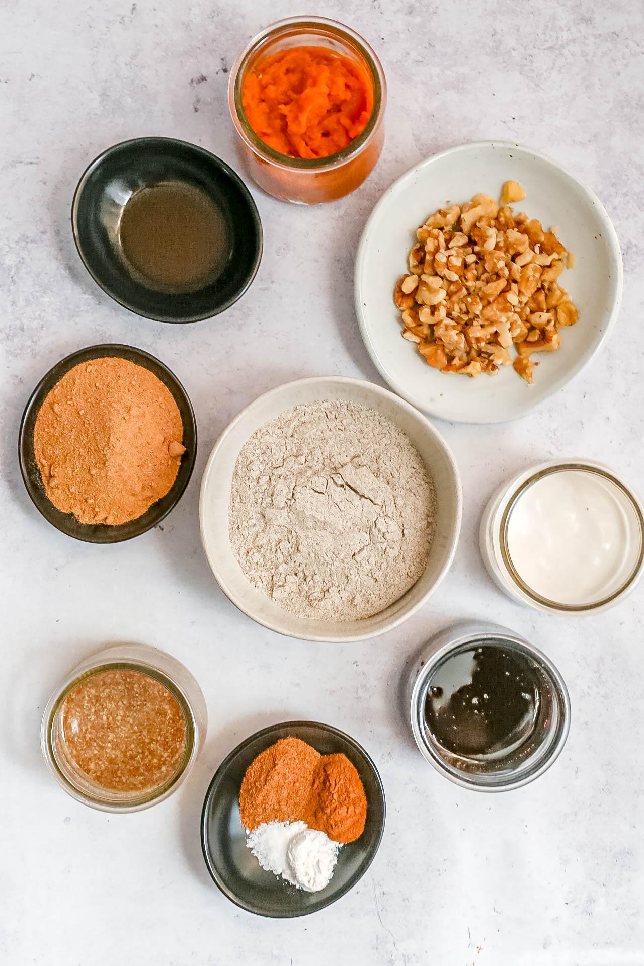 Molasses Pumpkin Walnut Cookies