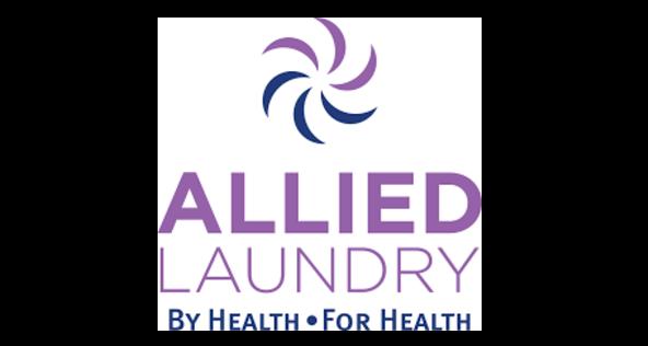 allied laundry logo