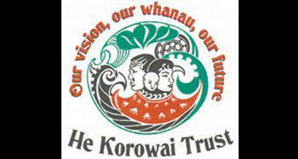 He Korowai Trust logo