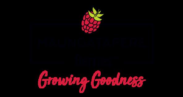 maungatapere berries logo