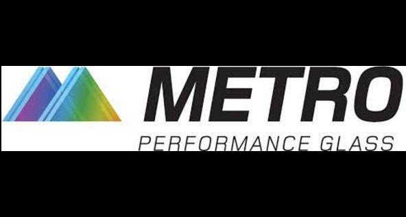 metro performance glass logo