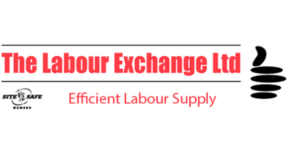 The labour exchange logo