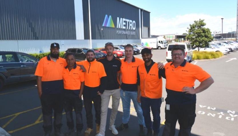 Metro Glass Works Through Challenges to Upskill Workforce
