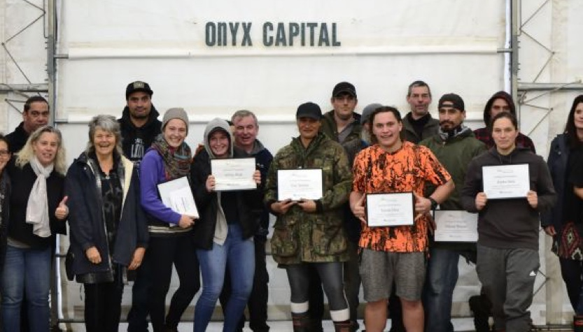 Onyx Capital Ltd: Committed to Growing Staff in Whangarei