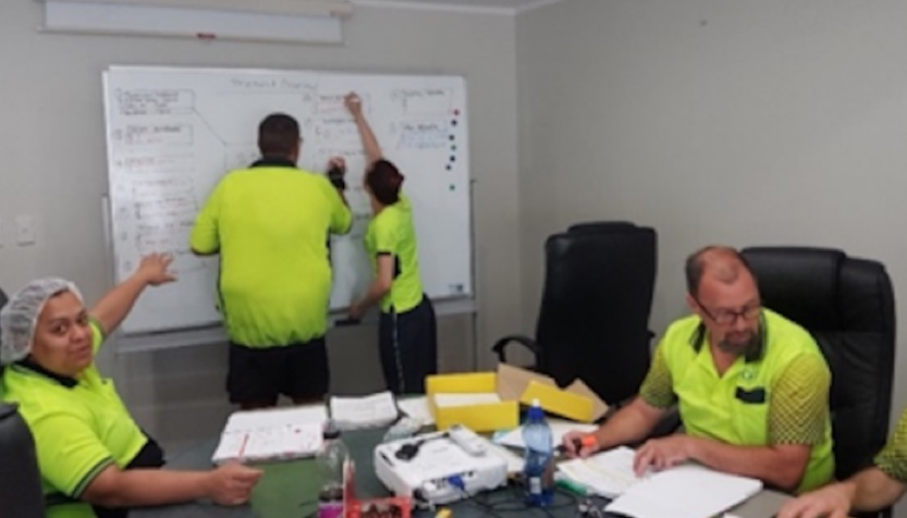 Oji Fibre Solutions Gains From Investing in Workplace Literacy and Numeracy